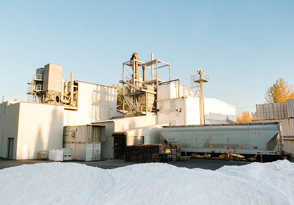 Manufacture/Factory Perlite
