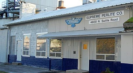Supreme Perlite Main Office