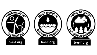 b-e-f.org clean energy and water footprint icons